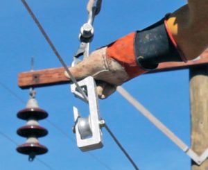 Conductor Lift Snatch Block